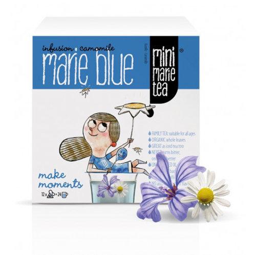 Mini Marie Tea marie blue bio 12 builtjes
