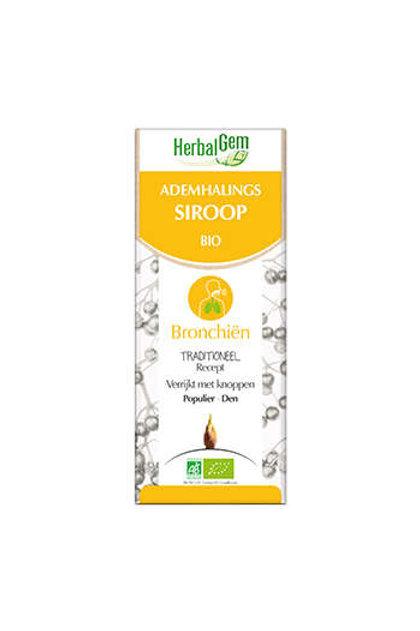 Herbalgem Ademhalingssiroop 250 ml