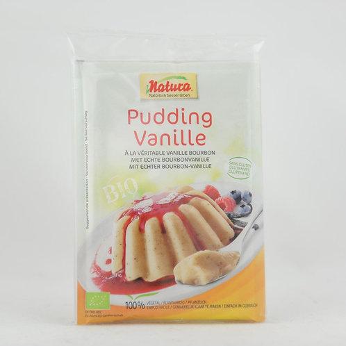 NATUR Bio Bereiding voor vanillepudding 120 g