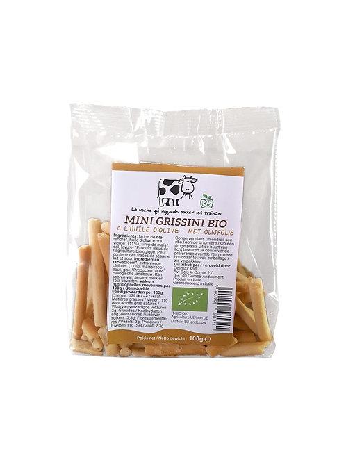 LAVACH Bio Mini aperitiefsticks met olijfolie 100g