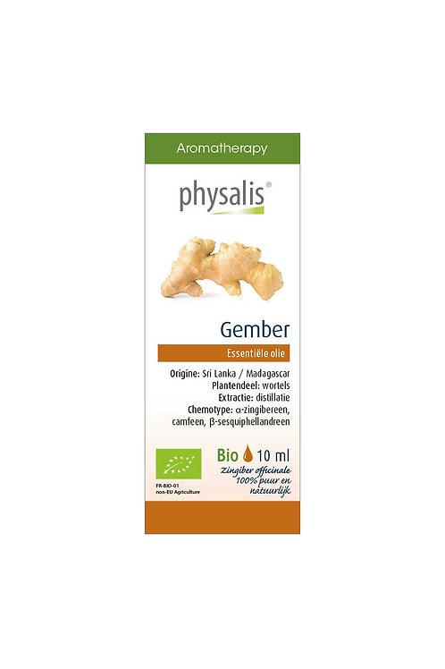 Physalis Gember 10ml