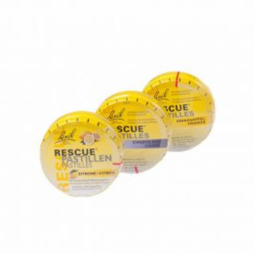 Rescue Pastilles citroen 50 gr.