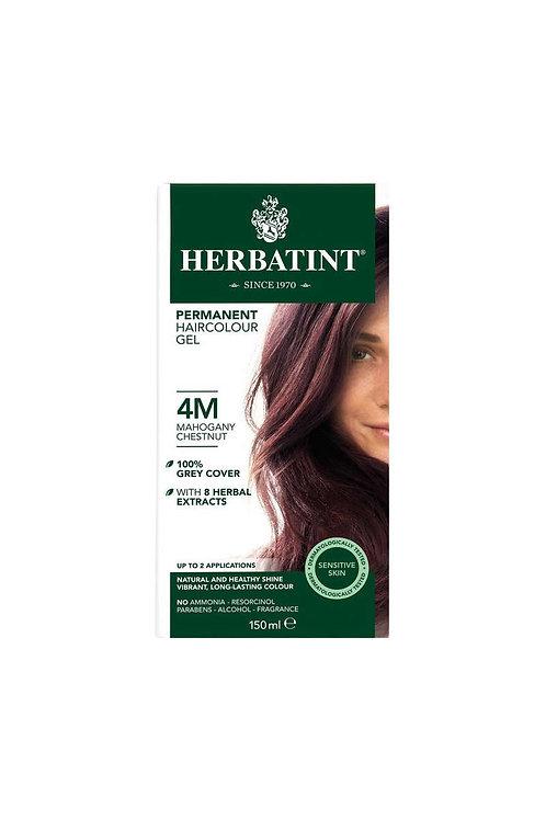 Herbatint 4M Acajoukastanje 150 ml