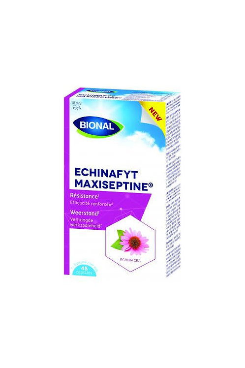Bional echinafyt maxiseptine 45c