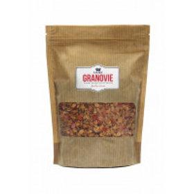 XAVIES' Granovie Aardbei-Quinoa zak 300g