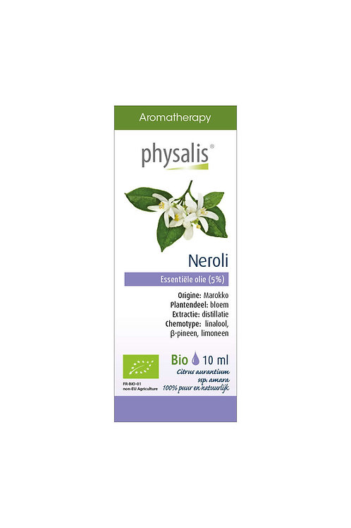 Physalis Neroli 10ml