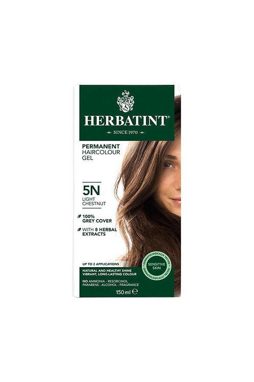 Herbatint 5N Licht Kastanje 150 ml