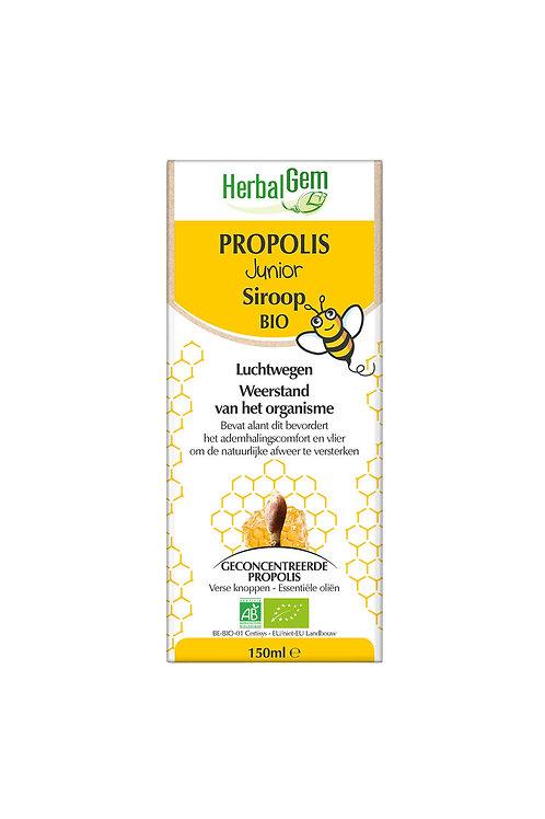 Herbalgem siroop propolis junior bio 150 ml