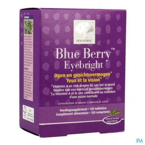 Blue Berry Eyebright Maxi 120 tab