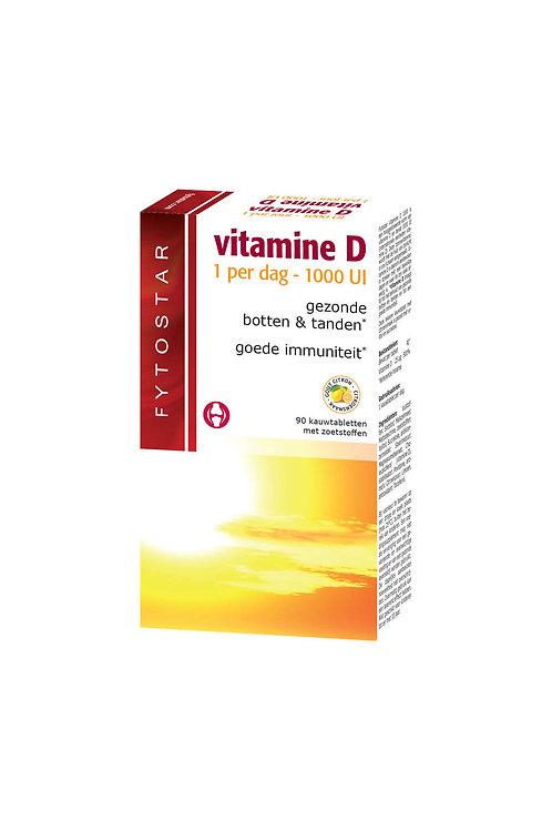 Vitamine D 1000 90 tab
