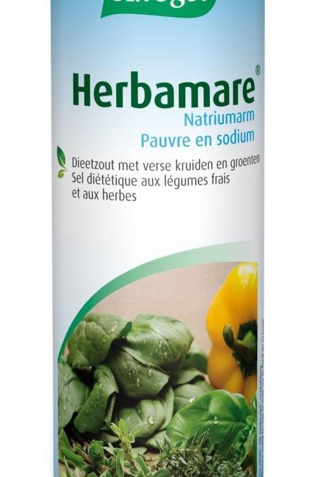VOGEL Bio Herbamare natriumarm dieetzout 125 g