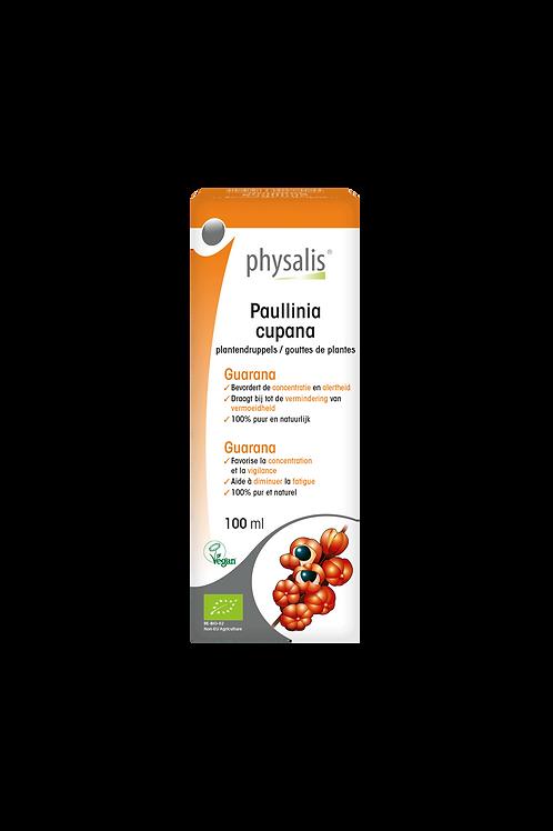 Physalis Paullinia Cupana 100ml