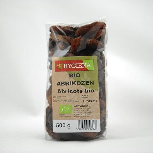 HYG Bio Abrikozen 500 g