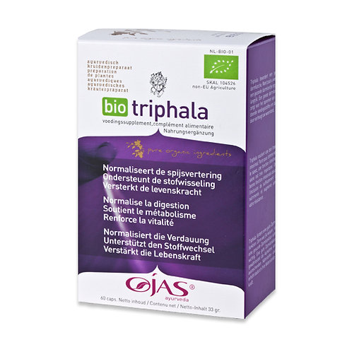 Ojas Triphala 60 caps
