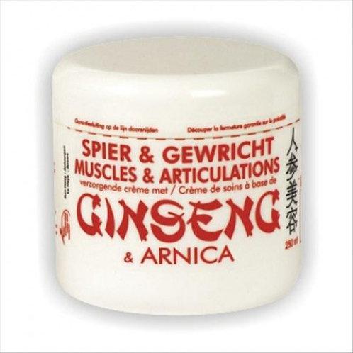Ginseng Spier & Gewricht Creme
