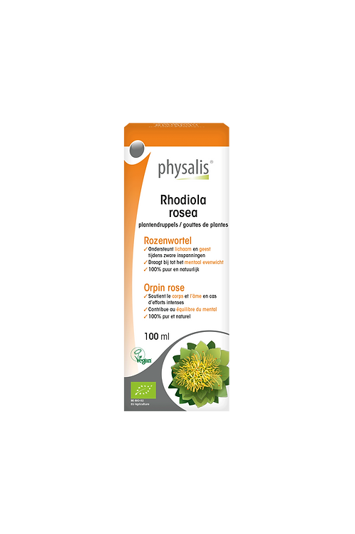Physalis Rhodiola rosea 100ml