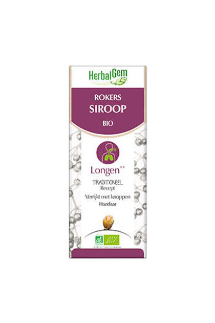 Herbalgem Rokerssiroop 250 ml