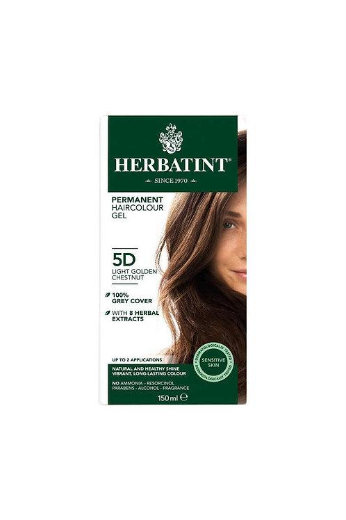 Herbatint 5D Licht Goudkastanje 150 ml