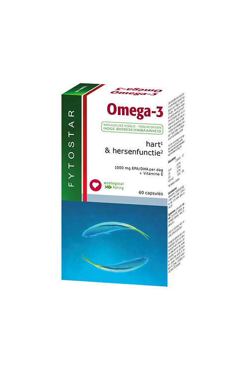 Omega-3 ECO fishing 60 cap