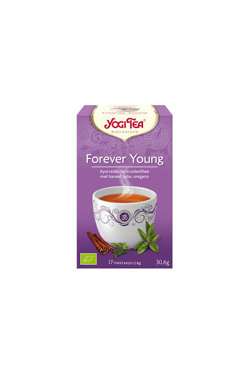 Yogi thee Forever young bio