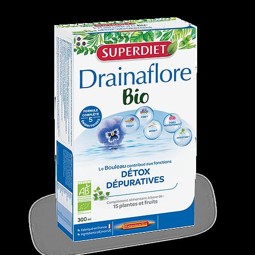 Super Diet Drainaflore bio 20x15ml
