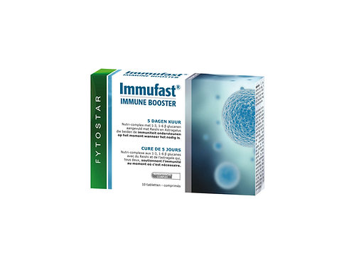 ImmuFast Immune Booster - 5 dagen 10 tab
