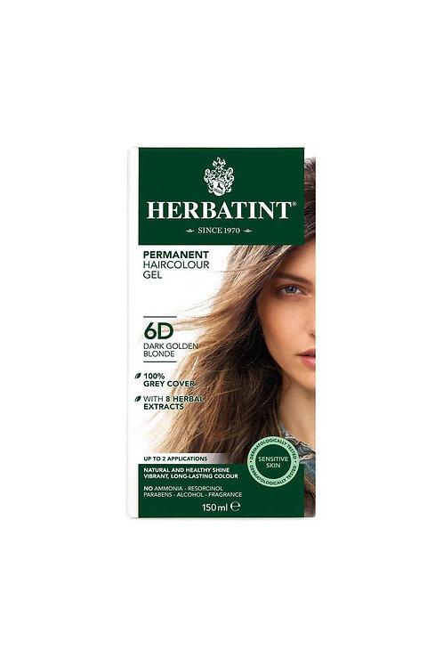 Herbatint 6D Donker Goudblond 150 ml