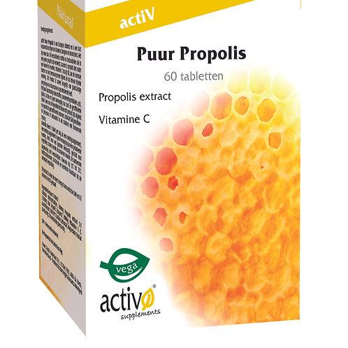 Activo Pure Propolis 60 tabs