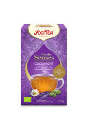Yogi thee For the Senses Good night bio 20b