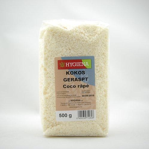 HYG Kokos geraspt 500 g