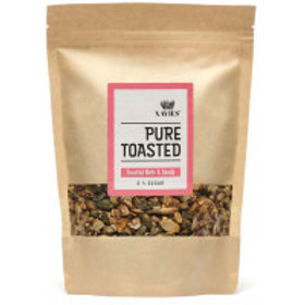 XAVIES' Pure Toasted Nuts & Seeds zak 300g