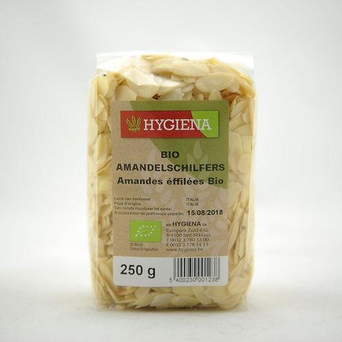 HYG Bio Amandelschilfers 250 g