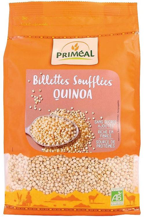 PRIM Bio Gepofte quinoabolletjes 100 g