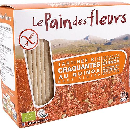 LPDF Bio Quinoacrackers 150 g