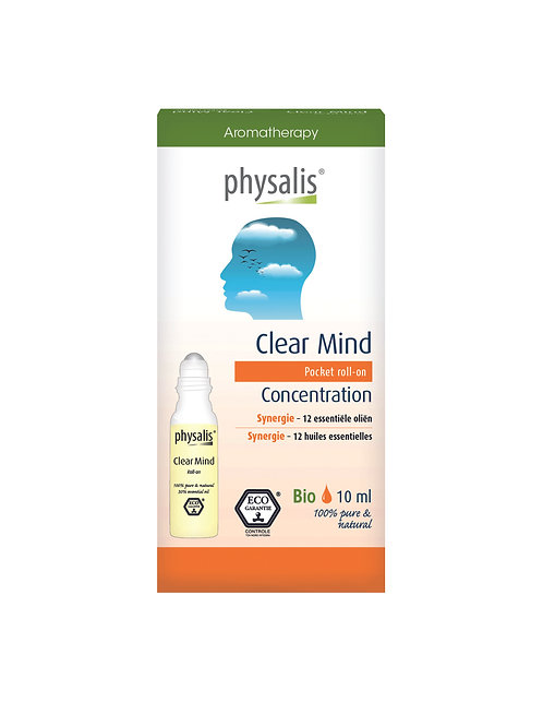 Physalis Roll-on Clear Mind 10ml