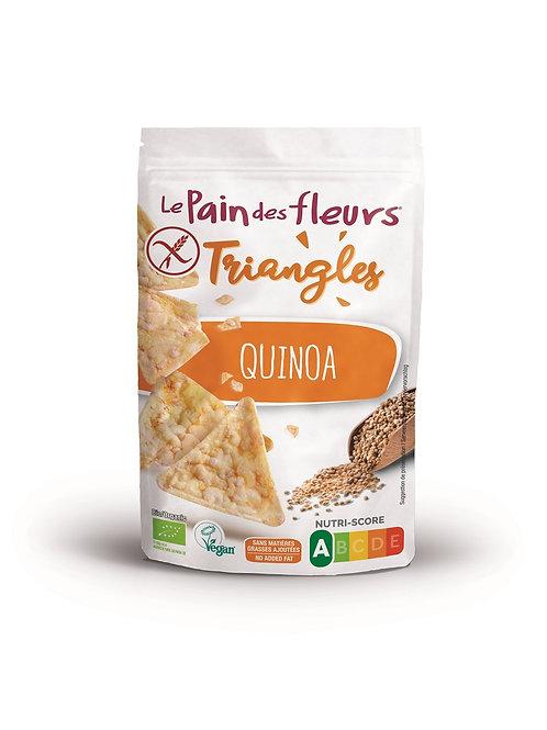 LPDF Quinoa triangles 50g