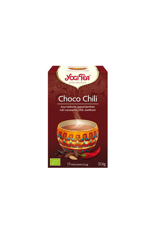 Yogi thee Choco chili bio