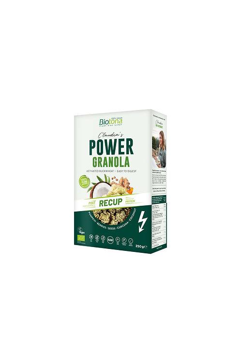 Biotona power granola Recup 250g