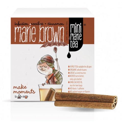 Mini Marie Tea marie brown bio 12 builtjes