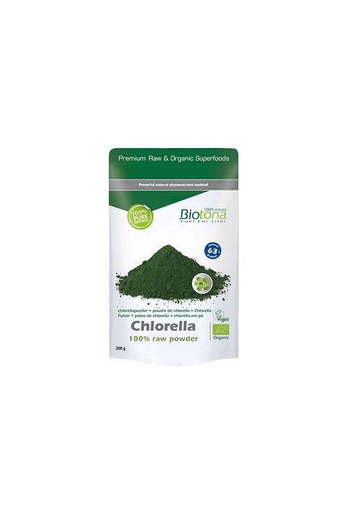 Biotona Chlorella 200g