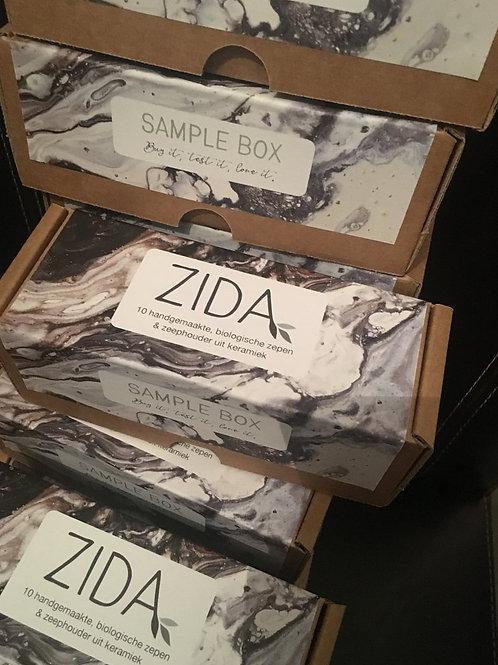 Zida samplebox