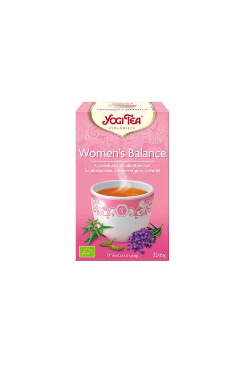 Yogi thee Women's balance bio