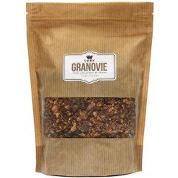 XAVIES' Granovie Double-Chocolate zak 300g