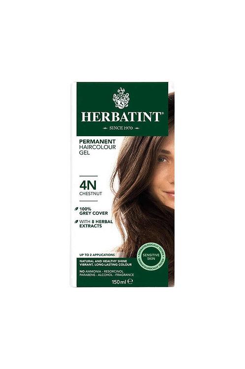 Herbatint 4N Kastanje 150 ml
