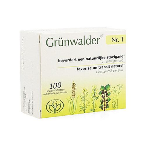 Grünwalder Nr1 MAXI 100 tab