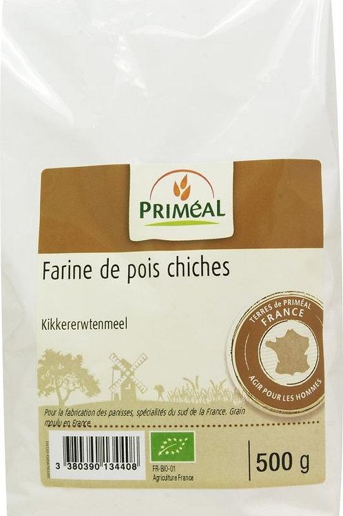 PRIM Bio Kikkererwtenmeel 500 g