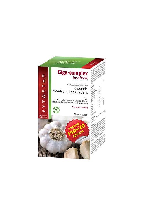 Giga-complex knoflook MAXI 140+20 cap