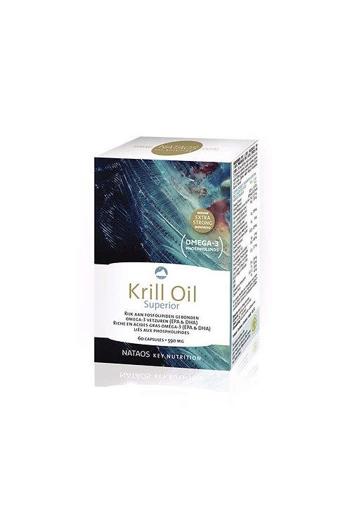 Nataos Krill Oil 60 caps