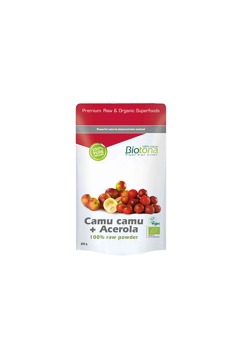 Biotona Camu Camu + Acerola 200g