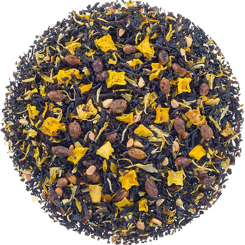 Zwarte Thee Mellow Yellow